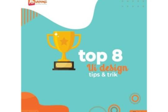 Top 8 UI Design